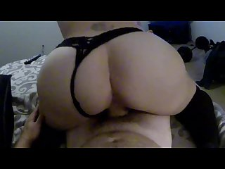 PAWG Rides Fat Cock Then Gets Pounded Doggystyle Huge cum shot-Taylor Trust
