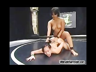 Dragon lily strap on fucks China as her prize