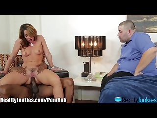 Savannah fox cuckold with big black dick