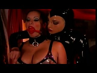 Mistriss jean toys with plaything Sasha video