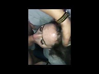 Acne face fuck