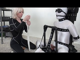 Extreme bondage Edging and ruined orgasms