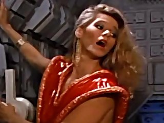 Space babes vintage sci fi porn