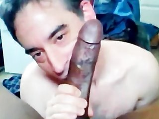 Big black cock slut