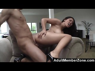 Adultmemberzone jessica bangkok banged on the couch