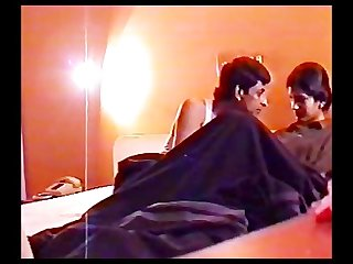 Young Pakistani lovers sex hidden video