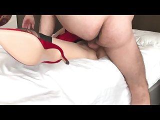 High class slut gets fucked hard