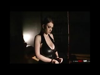 Anna song massive boobs in bondage