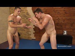 Tomas melus et Ben mondo lutte