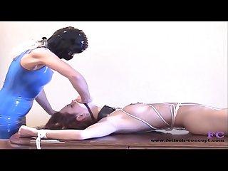 Fetish concept presents anastasias bondage trume