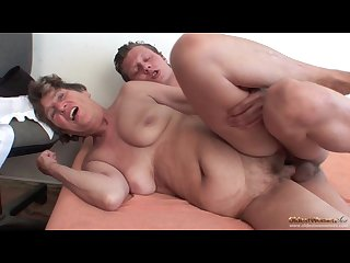 Granny porn anal