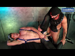 Studs jj thick and tex davidson play in neoprene gear