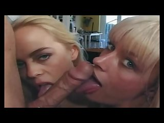 Ben dovers meets jessie and layla for anal training