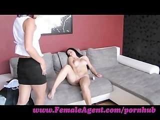 Femaleagent perfvect breasts at 19