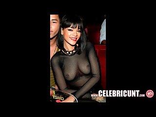 Rihanna nude celebrity pussy