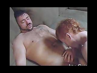 muscle dad fucks ginger boy