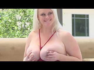 Busty blonde camereon plays for ftvmilfs com