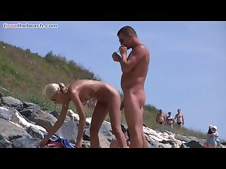 Nude beach 9 costinesti
