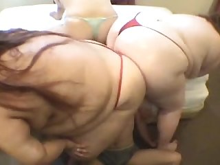 Asian bbw ass smother hell