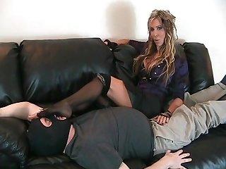 Goddess Jenna glamination fetish therapy financial domination