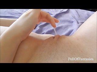 Eating Her Own Grool Strands (female POV)