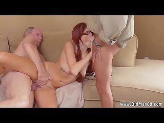 Hairy old grannies fucking and big ass to fuck old mom and asian old man