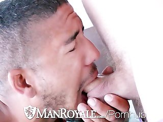 Manroyale olympic fucker paul cannon pounds mike maverick