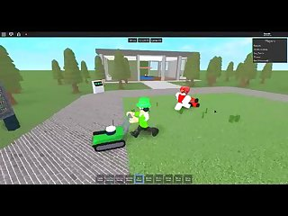 Cut dat grass roblox gameplay