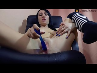 Wirtoly solo squirting
