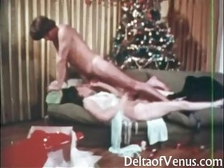 Vintage xmas porn 1970s o cum all ye faithful