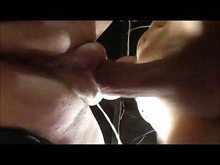 squirting vagina rammed hard closeup