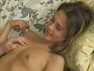 Young girl getting fucked by creepy old guy