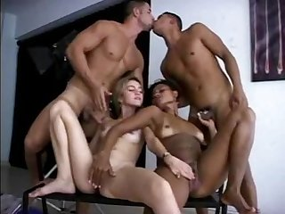 Mmf bisexual threesomes 1