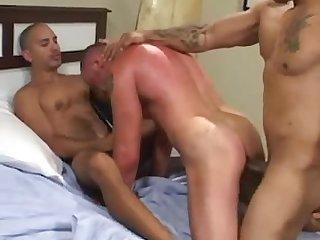 Huge cocks fuck raw hole