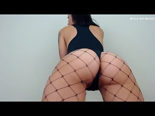 Big booty pornhub model ass clapping booty shaking Twerking