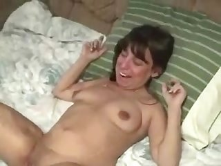 Nasty mature couple has fun with lesbian friend home made