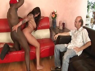Fuck my white wife 3 scene 2