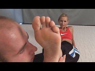Susana feet