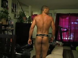 Marcus patrick thong workout part 3