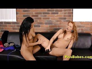 Pissing porn
