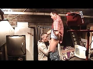 Feed the fag 40 loads scene 1