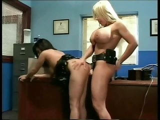 Lesbian strap on compilation part i