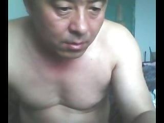 Chinese daddy cam jerk