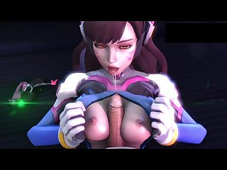 Overwatch porn gif video