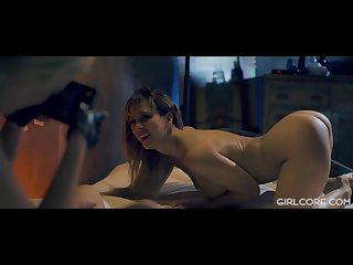 Girlcore glam milf cherie deville sits on kenna james face