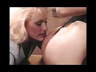 Vintage lesbian porn video