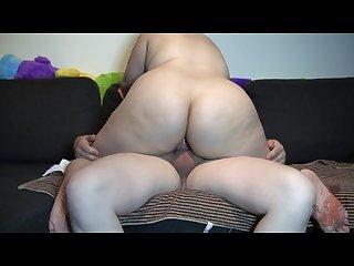 Beauty of anal sex cumslut having multiple orgasm