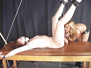 Apprentice dominatrix scene 2