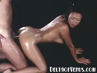 Vintage asian fuck 1970s oriental massage