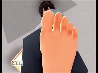 Anime giantess girls